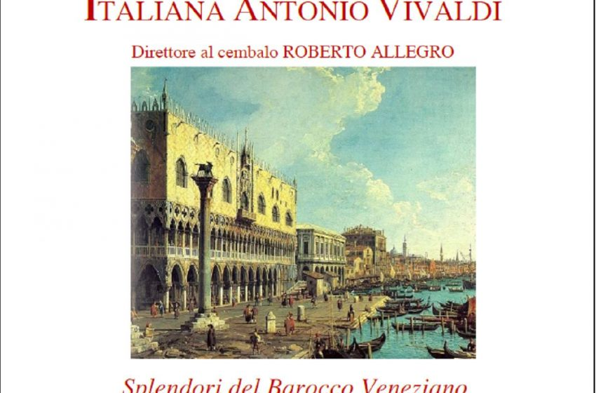 Splendori del Barocco Veneziano