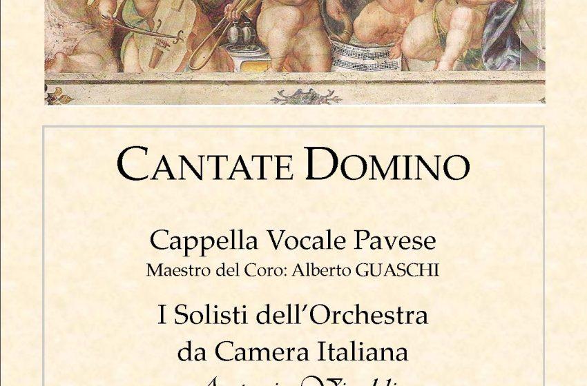 CANTATE DOMINO Cappella Vocale Pavese