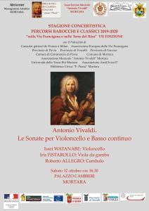 ANTONIO VIVALDI. Le Sonate per Violoncello e Basso Continuo