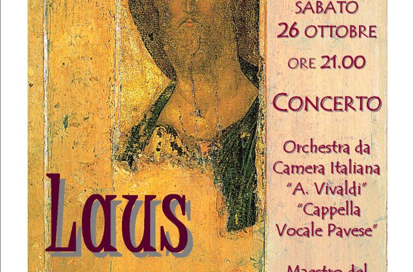 """LAUS DEO Concerto di musica sacra Orchestra da Camera Italiana """"Antonio Vivaldi"""""""