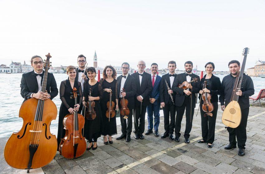"""Due strepitosi Concerti vivaldiani a Venezia con l'Orchestra da Camera Italiana """"Antonio Vivaldi""""."""