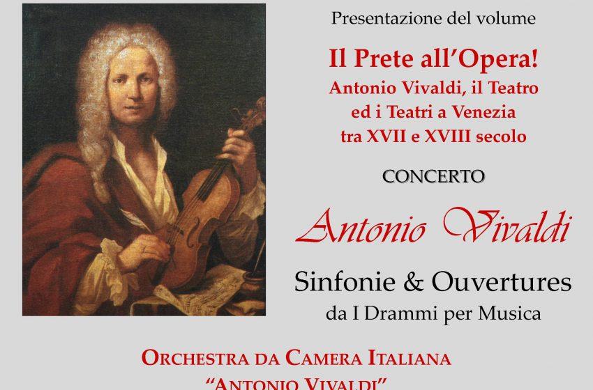 Il Prete all'Opera! Antonio Vivaldi Sinfonie & Ouvertures da I Drammi per Musica